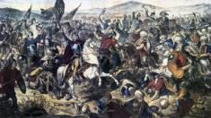 Kosovo polje, bitka