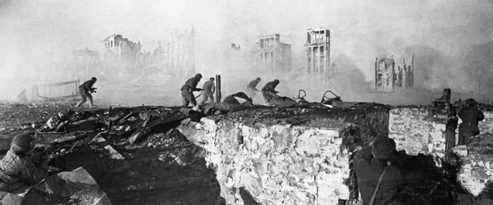 Staljingrad, bitka