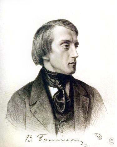 Vissarion Grigoryevich Belinsky