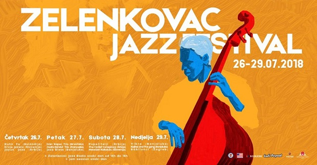 18. Zelenkovac Jazz Festival