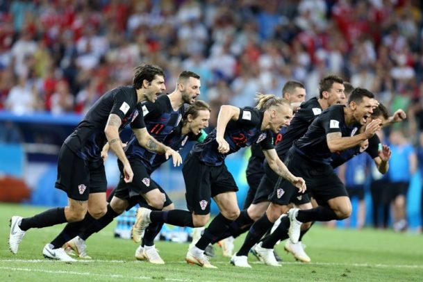 Hrvatska, Svjetsko nogometno prvenstvo