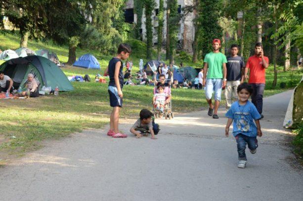 Migranti i izbjeglice u Bihaću 2