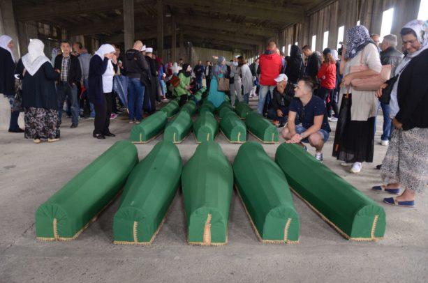 Srebrenica, Potočari, 09072018, foto -  Ajdin Kamber