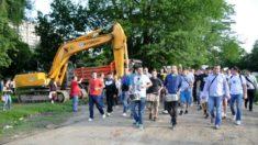 Banja Luka, Picin park protest