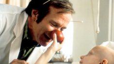 Robin Williams, kao Patch Adams