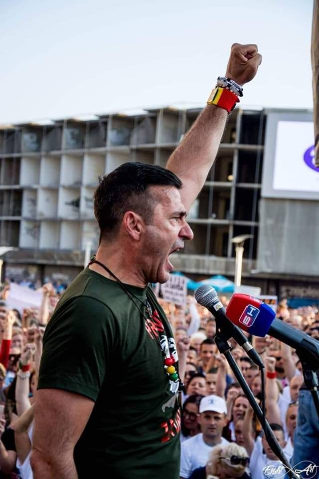 Davor Dragičević, Pravda za Davida, Banja Luka, protest,
