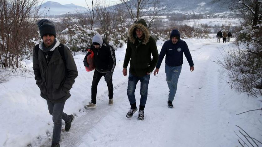 migranti, Bihać