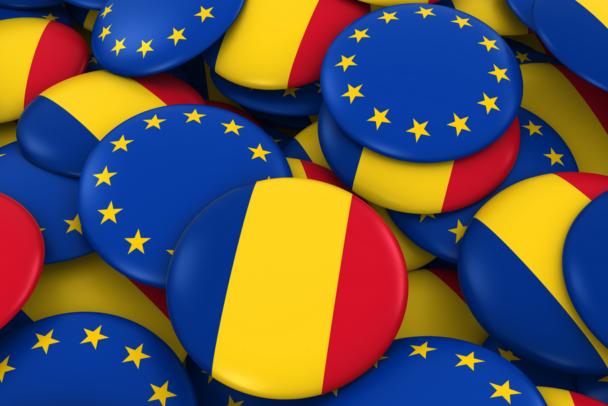 Rumunija, EU