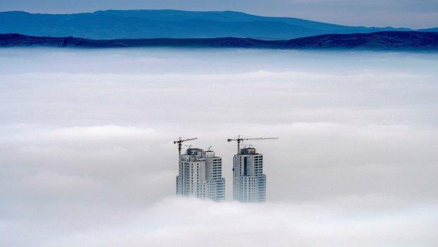 Skoplje zagađenje