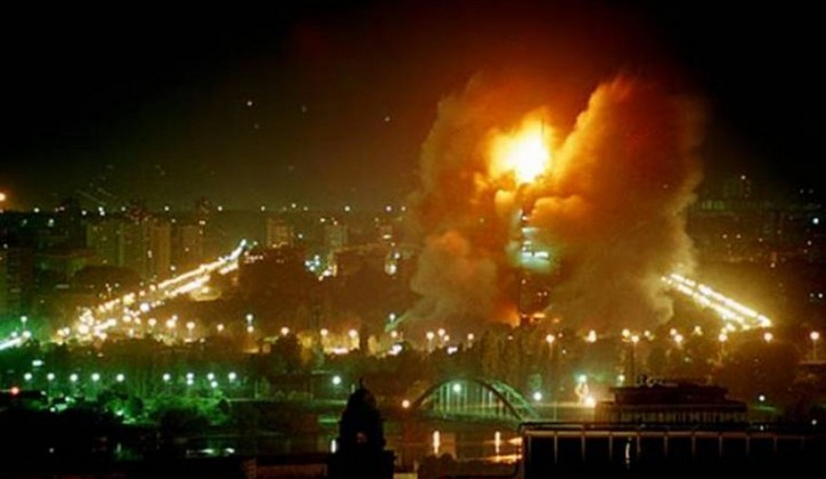 NATO, bombardiranje, Srbija