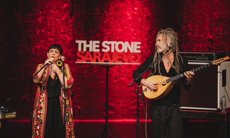 Sofia Rei i JC Maillard