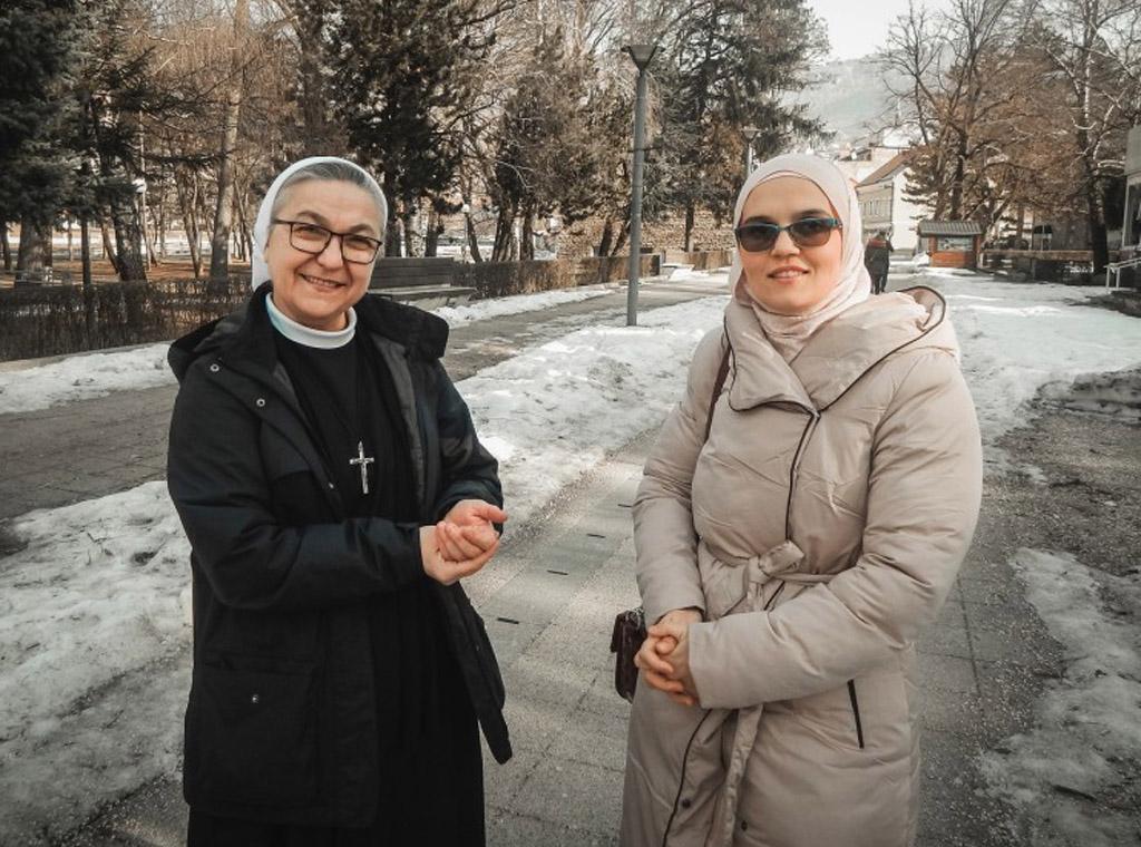 Blanka Jeličić i Šejla Mujić-Kevrić