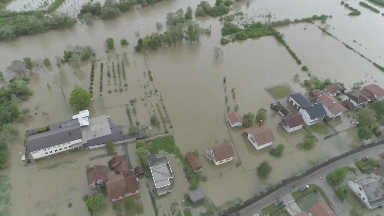 Prijedor, poplave