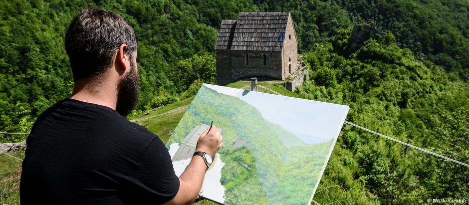 Umjetnička kolonija Bobovac