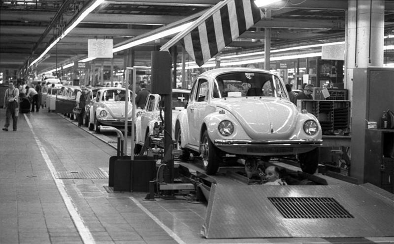 Beetle, Volkswagen, buba