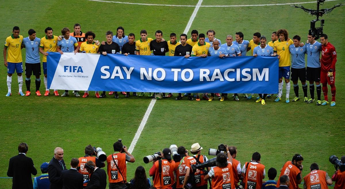 FIFA, rasizam