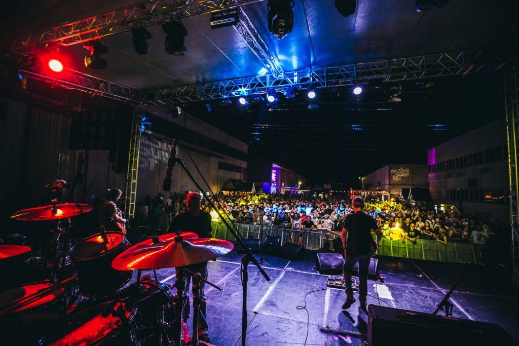 Mostar Summer Fest, Partibrejkersi