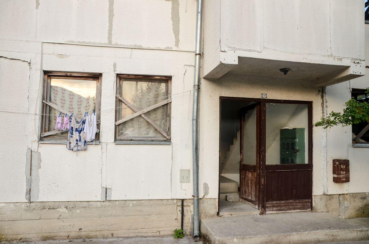 Bafo naselje, Mostar