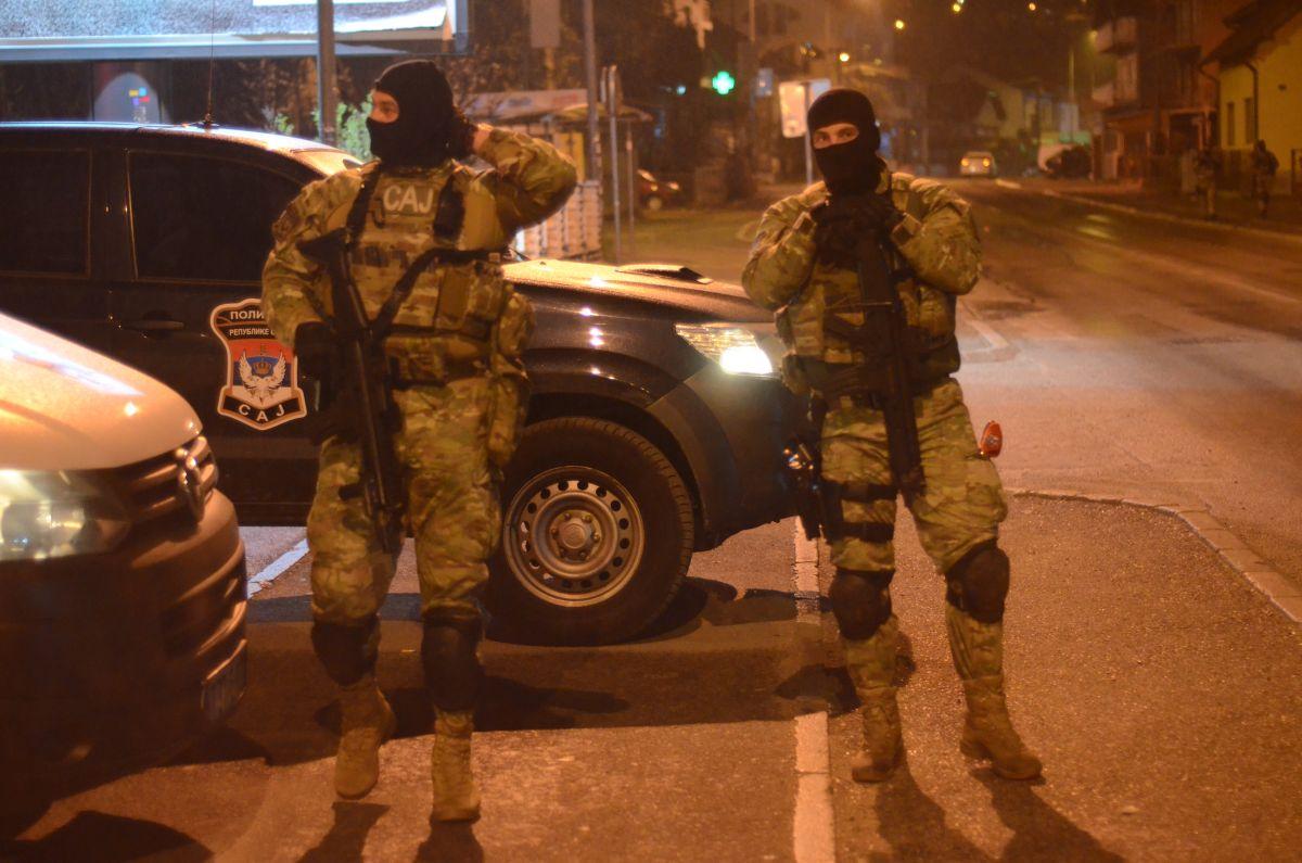Banja Luka, policija, Coronavirus
