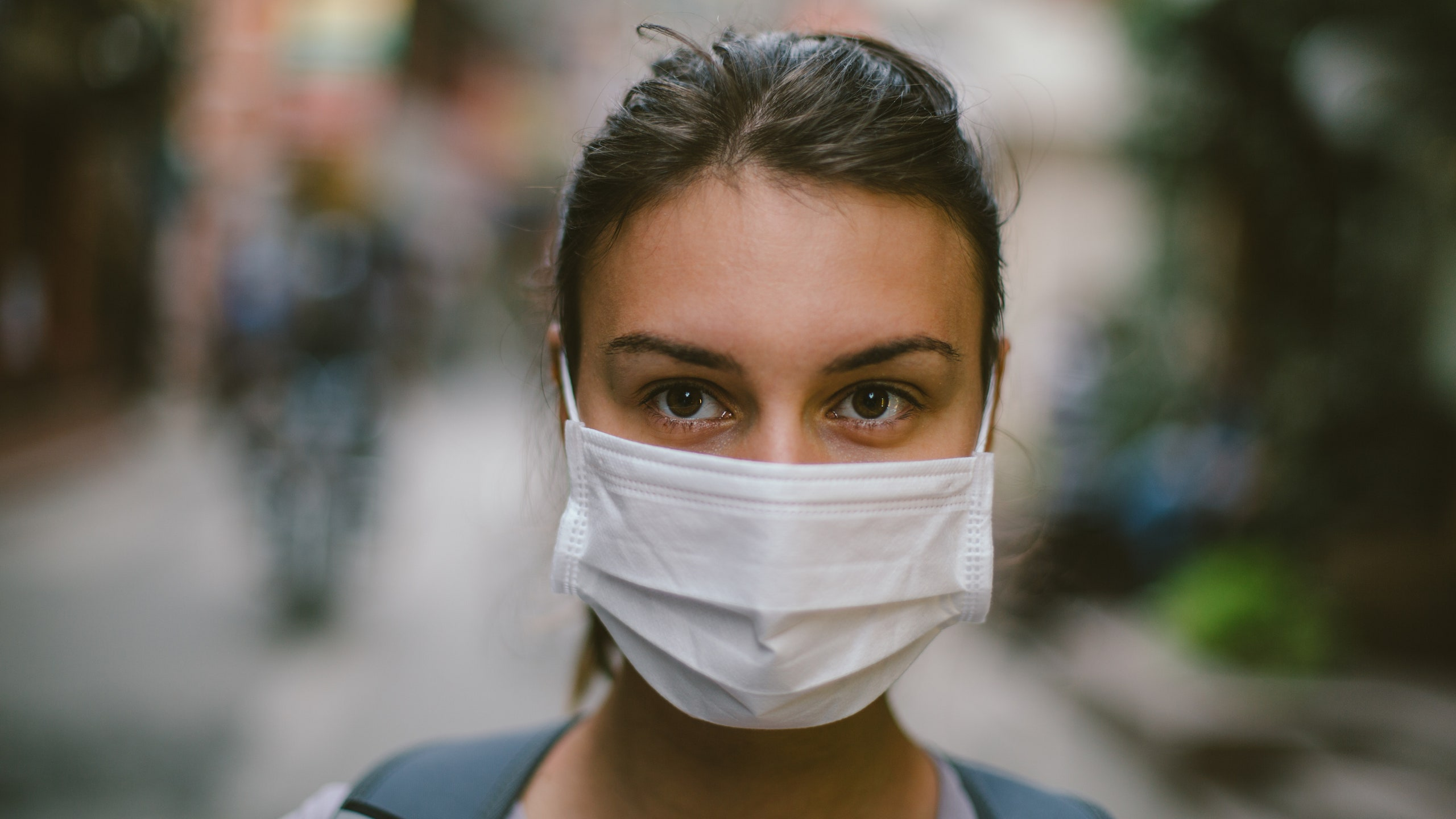 maska, koronavirus