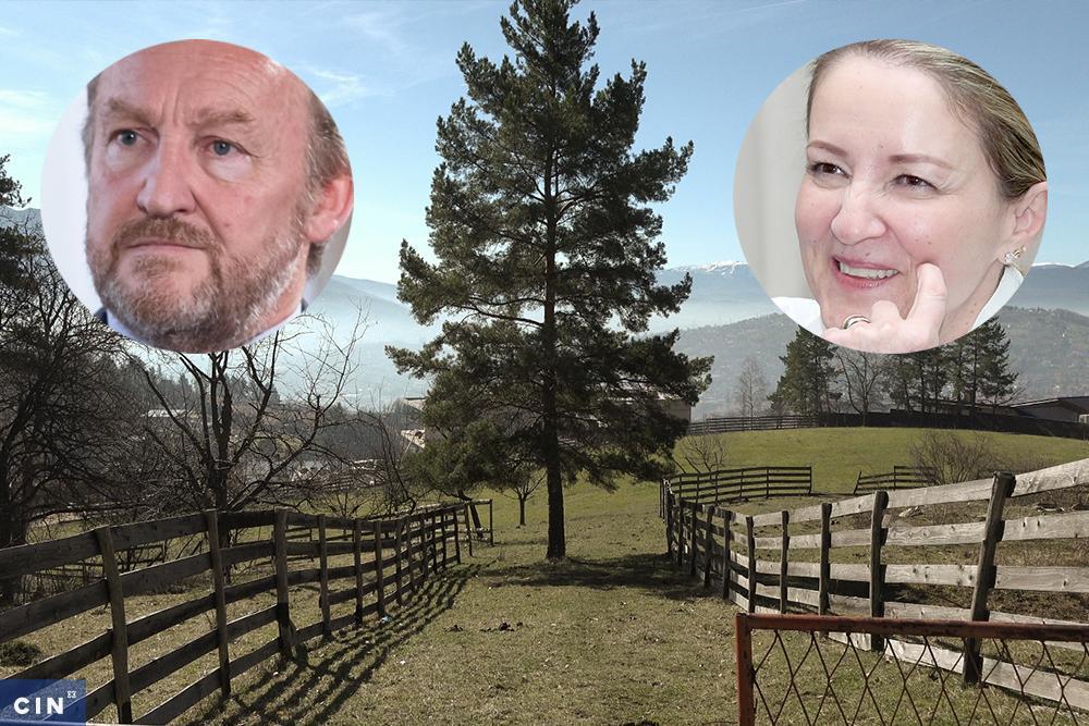 Bračni par Bakir i Sebija Izetbegović su uložili četvrtinu miliona KM u kupovinu zemljišta na sarajevskim Poljinama sa kolegom iz SDA Ševkijom Okerićem. Nekretninu nisu prijavili u imovinskim kartonima