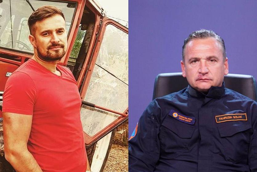 Fikret Hodžić i Fahrudin Solak