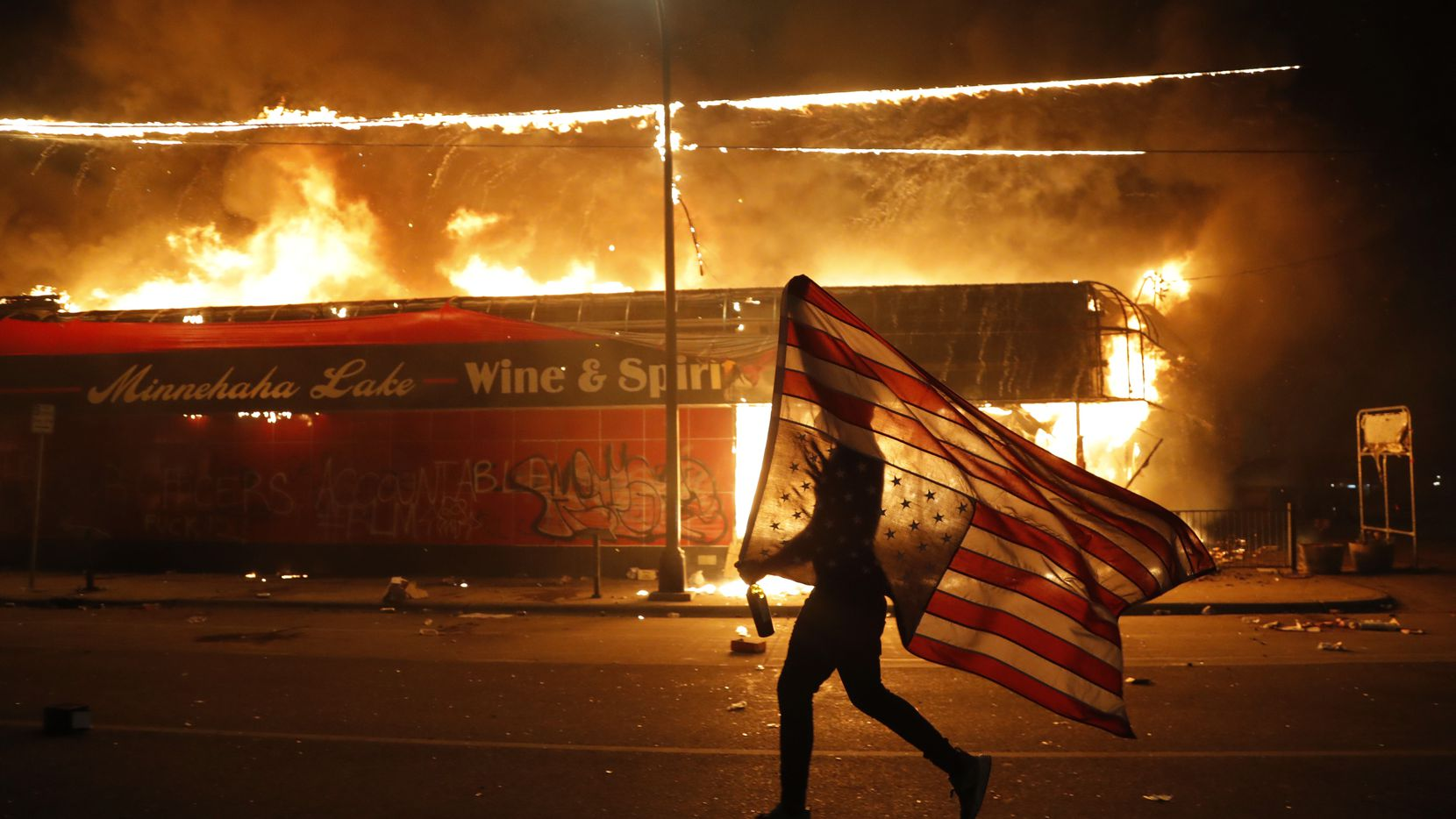 SAD, protest