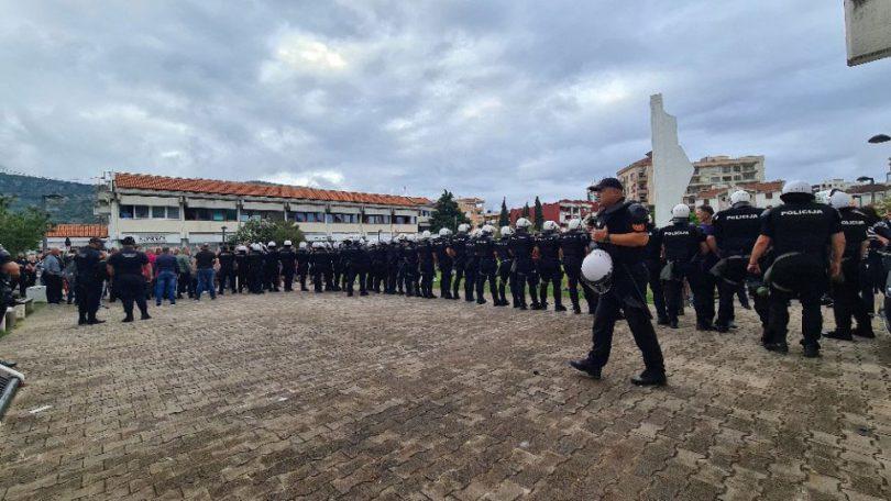Budva, policija