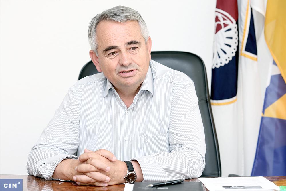 Načelnik Općine Trnovo Ibro Berilo
