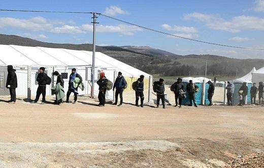 Migranti, BiH