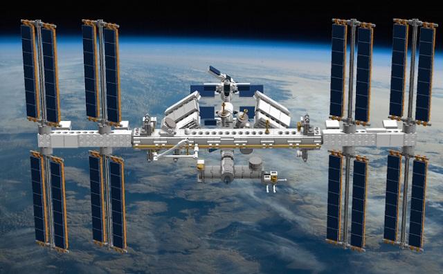 Međunarodna svemirska misija. International space station