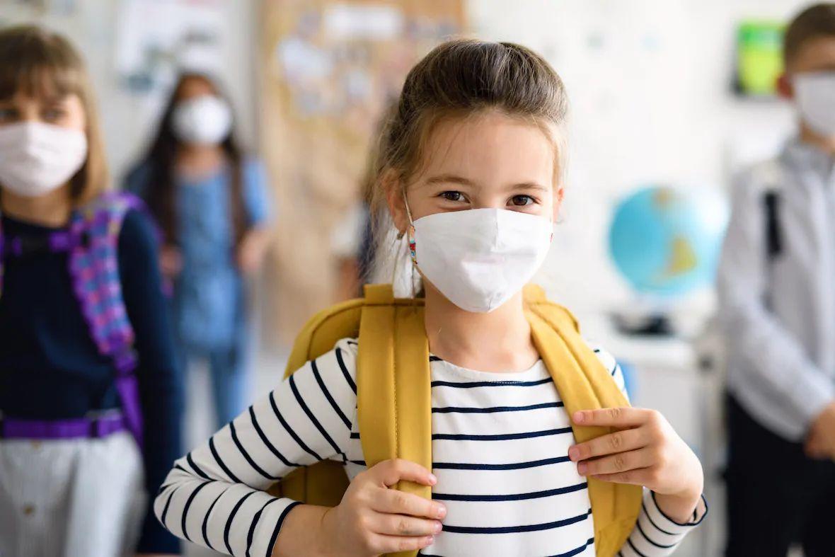 Škola, djeca, koronavirus