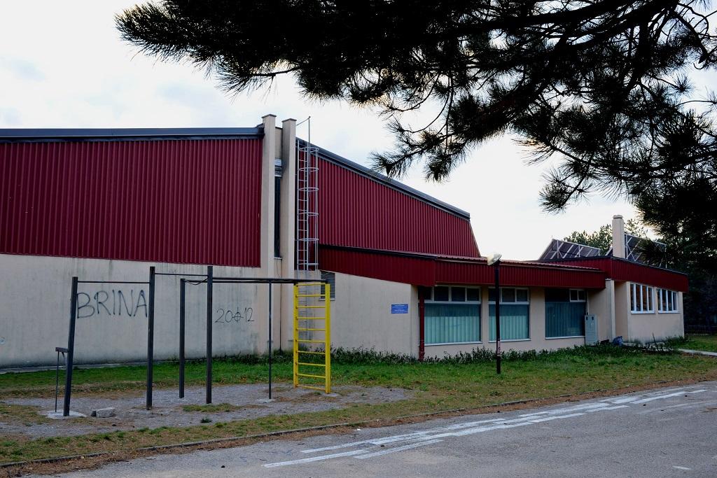 Sportska dvorana u Livnu bila je mjesto zatočenja 1993.