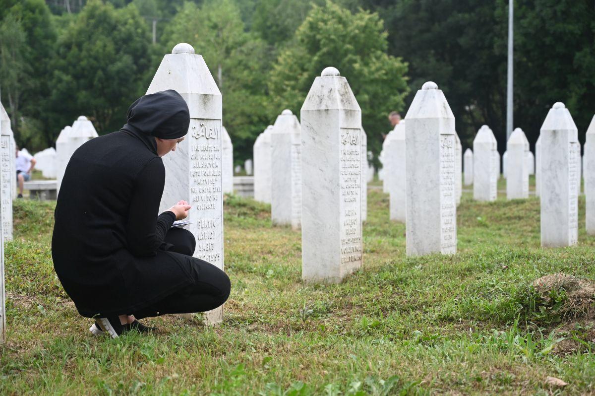 Srebrenica, Potočari, Foto: BiH-x