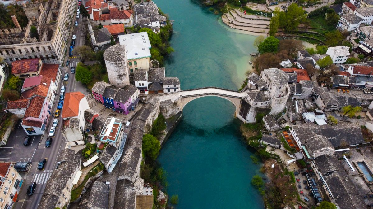 Mostar, foto: Ajdin Kamber