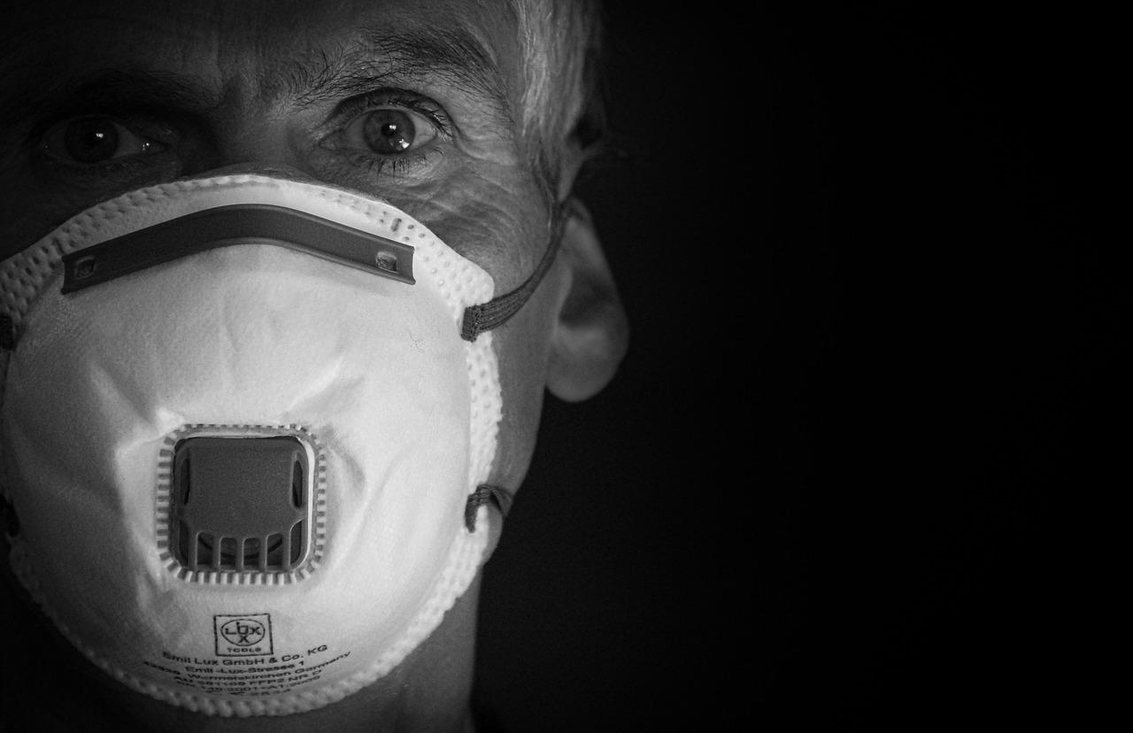 Koronavirus, Covid, maska, Pixabay