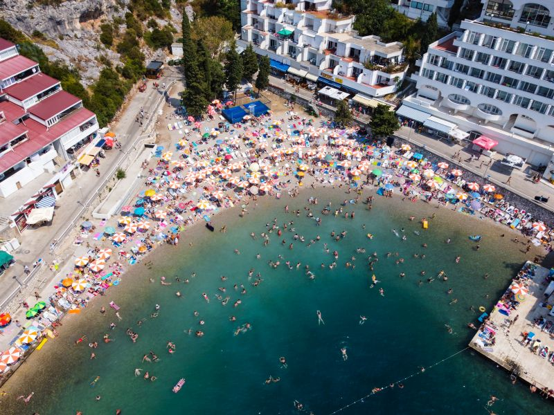 Turisti, turizam, BiH, Neum, Foto Ajdin Kamber